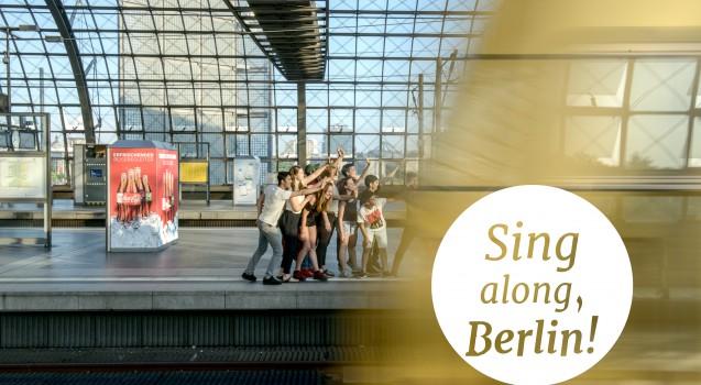 Sing along, Berlin